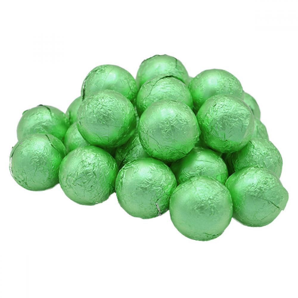 Lessiters Green Foil Lemon Truffles 4kg