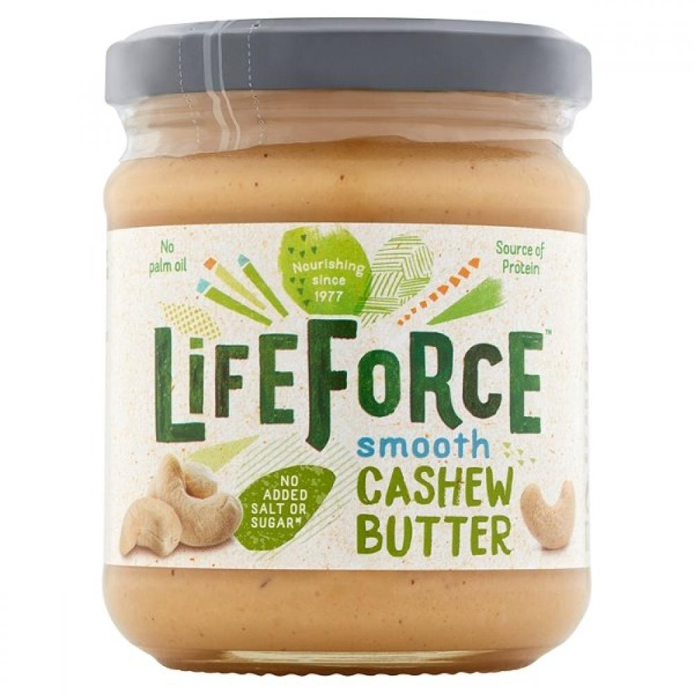 Lifeforce Smooth Cashew Butter 170g