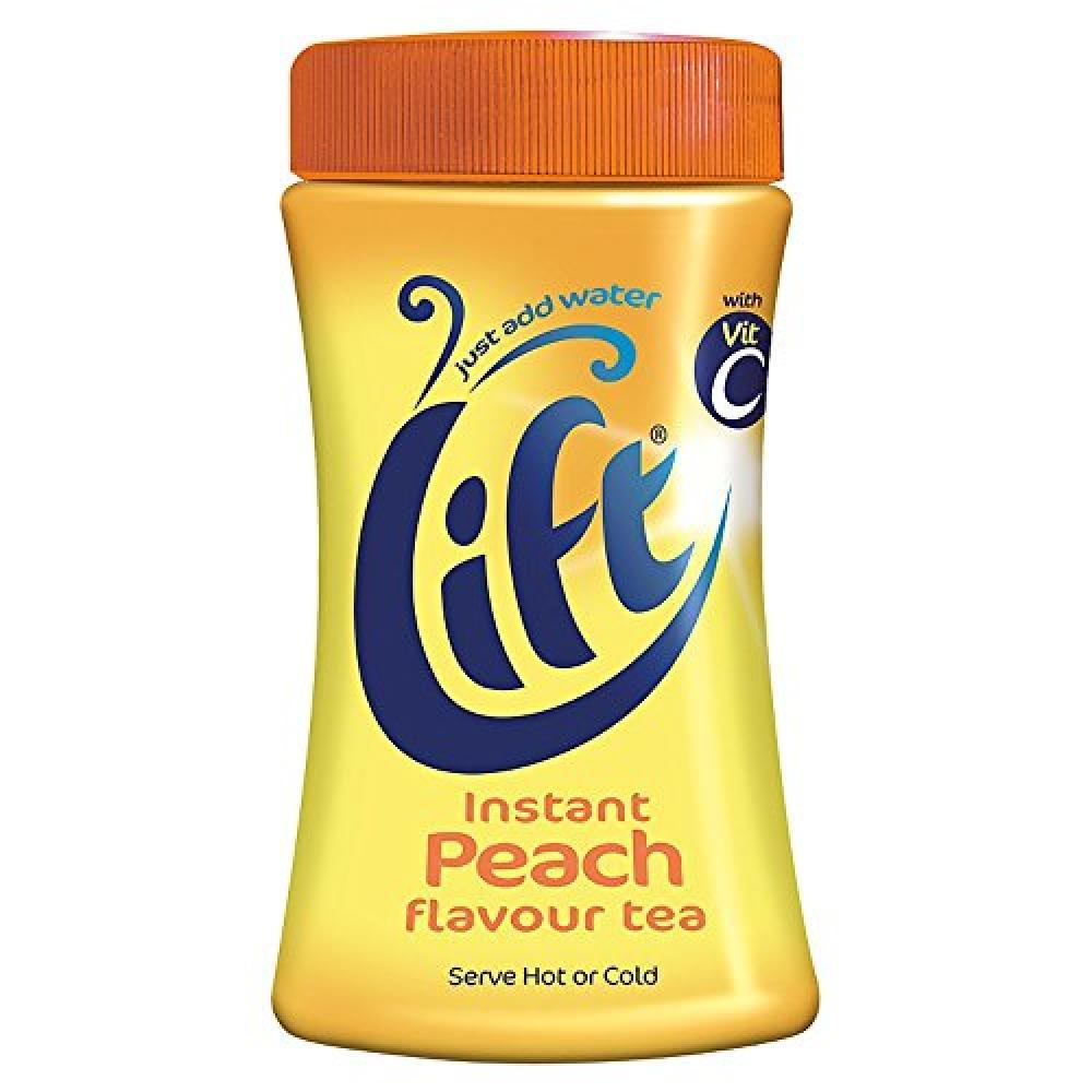 Lift Instant Peach Flavoured Tea 300g