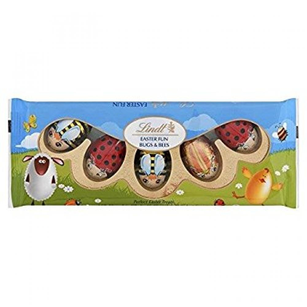 Lindt Easter Fun Bugs and Bees 50g