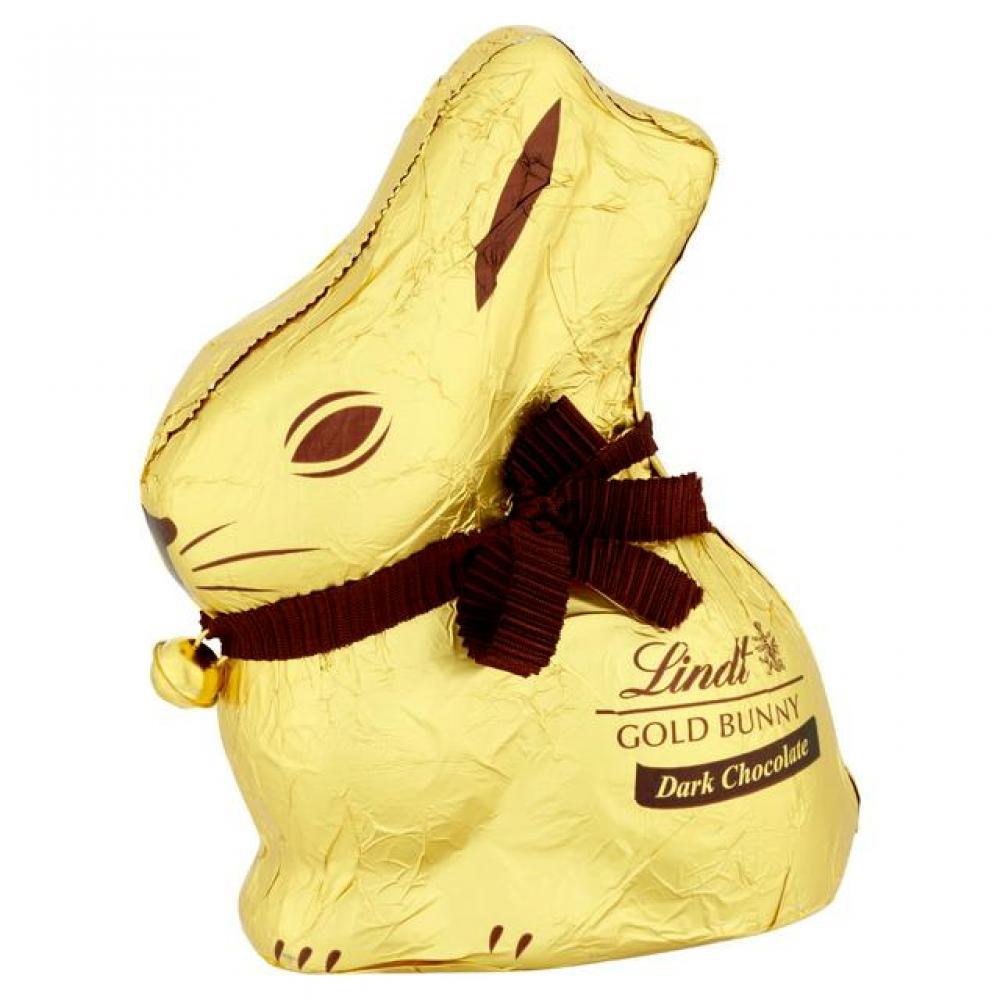 Lindt Gold Bunny Dark Chocolate 100g