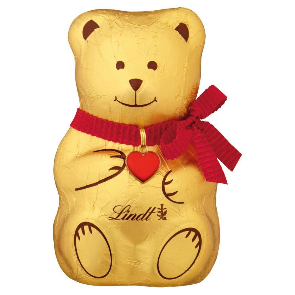 Lindt Milk Chocolate Teddy 100g