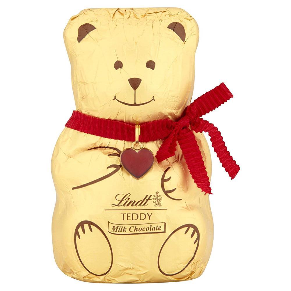 Lindt Teddy Bear Milk Chocolate 100 g