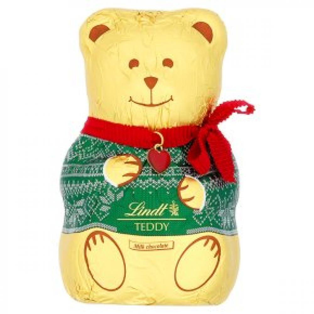 Lindt Teddy with Christmas Jumper 200g