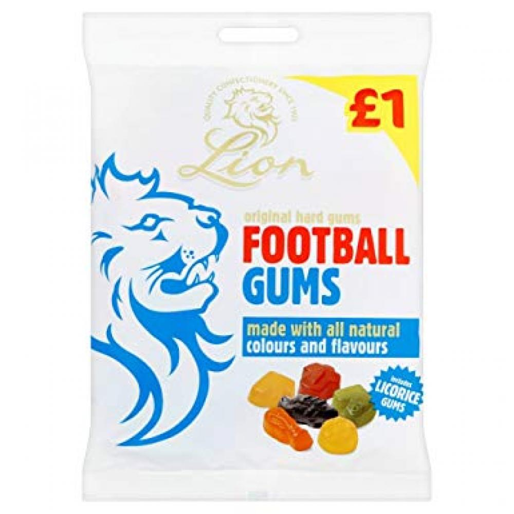 Lion Football Gums 190g