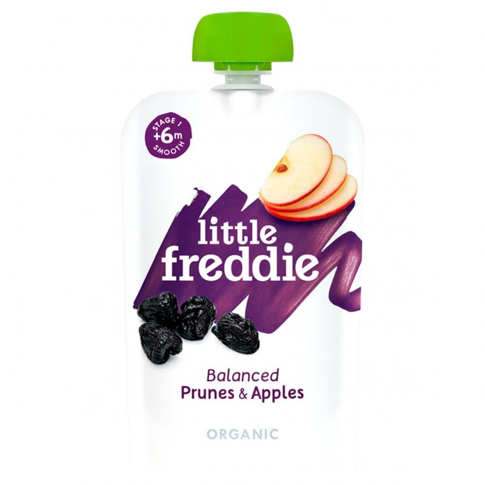 Little Freddie Balanced Prunes and Apples 100g