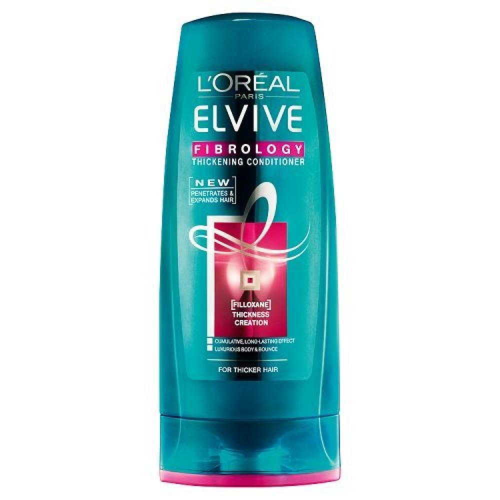 LOreal Elvive Fibrology Thickening Conditioner 250ml