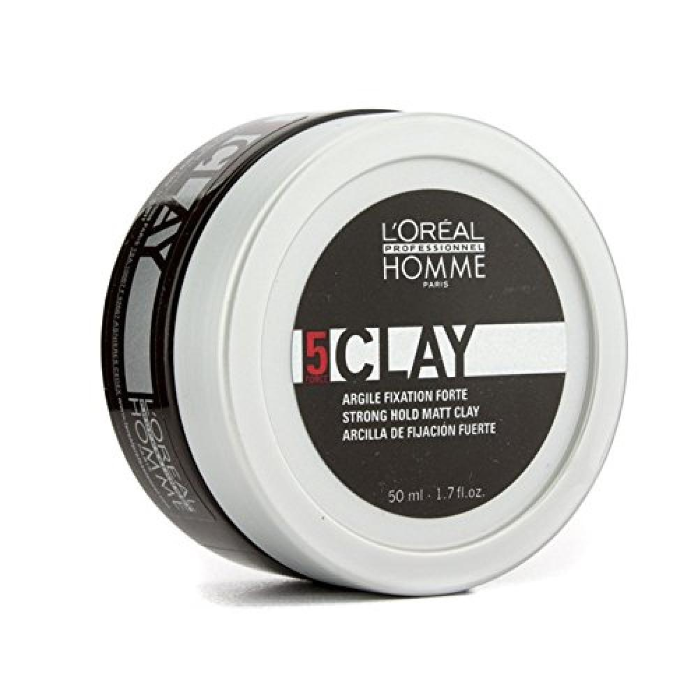 SUMMER SALE  LOreal Homme Professional Clay 50ml