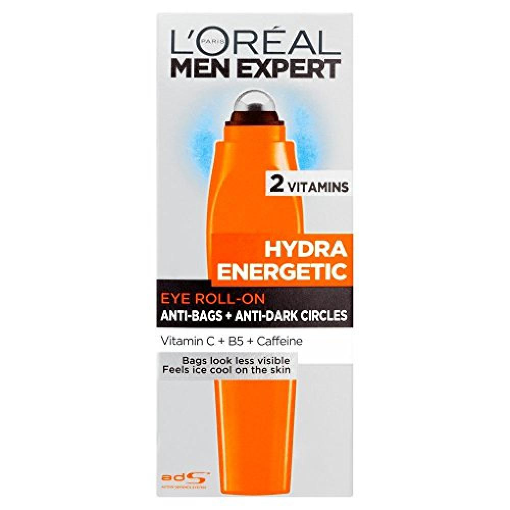 LOreal Men Expert Hydra Energetic Eye Roll-On 10 ml