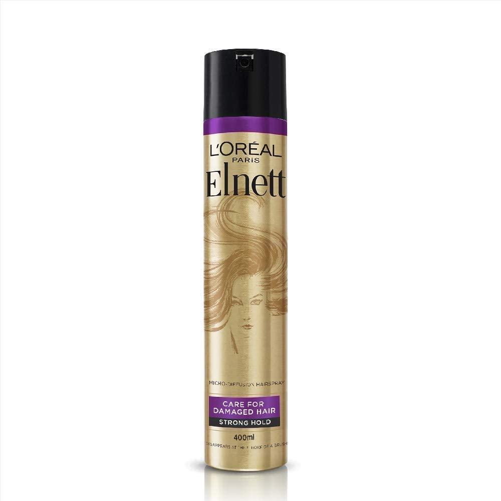 Loreal Paris Elnett Precious Argan Oil Hairspray 400 ml