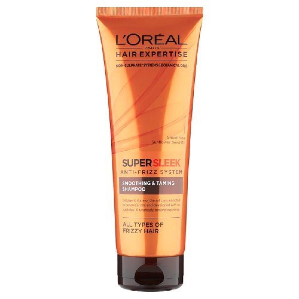 LOreal Paris Hair Expertise Sleek Nourishing Shampoo 250ml