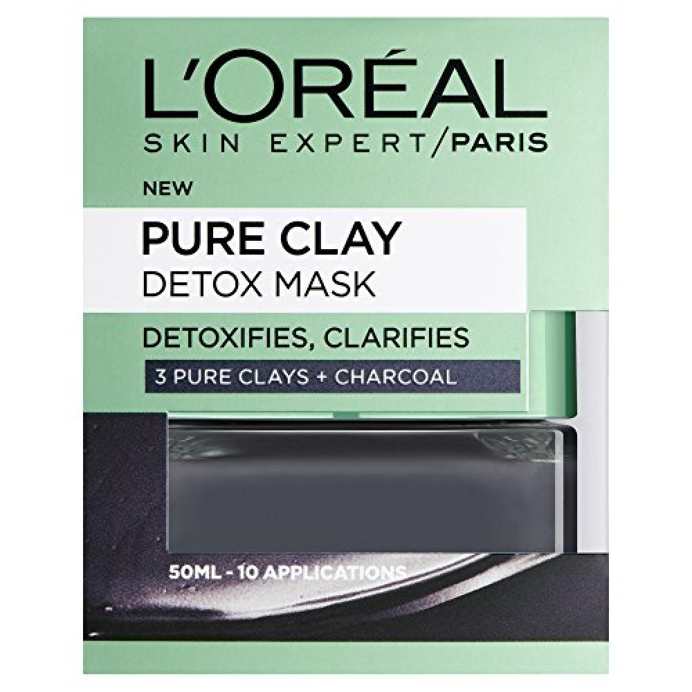 Loreal Paris Pure Clay Purity Face Mask 50ml
