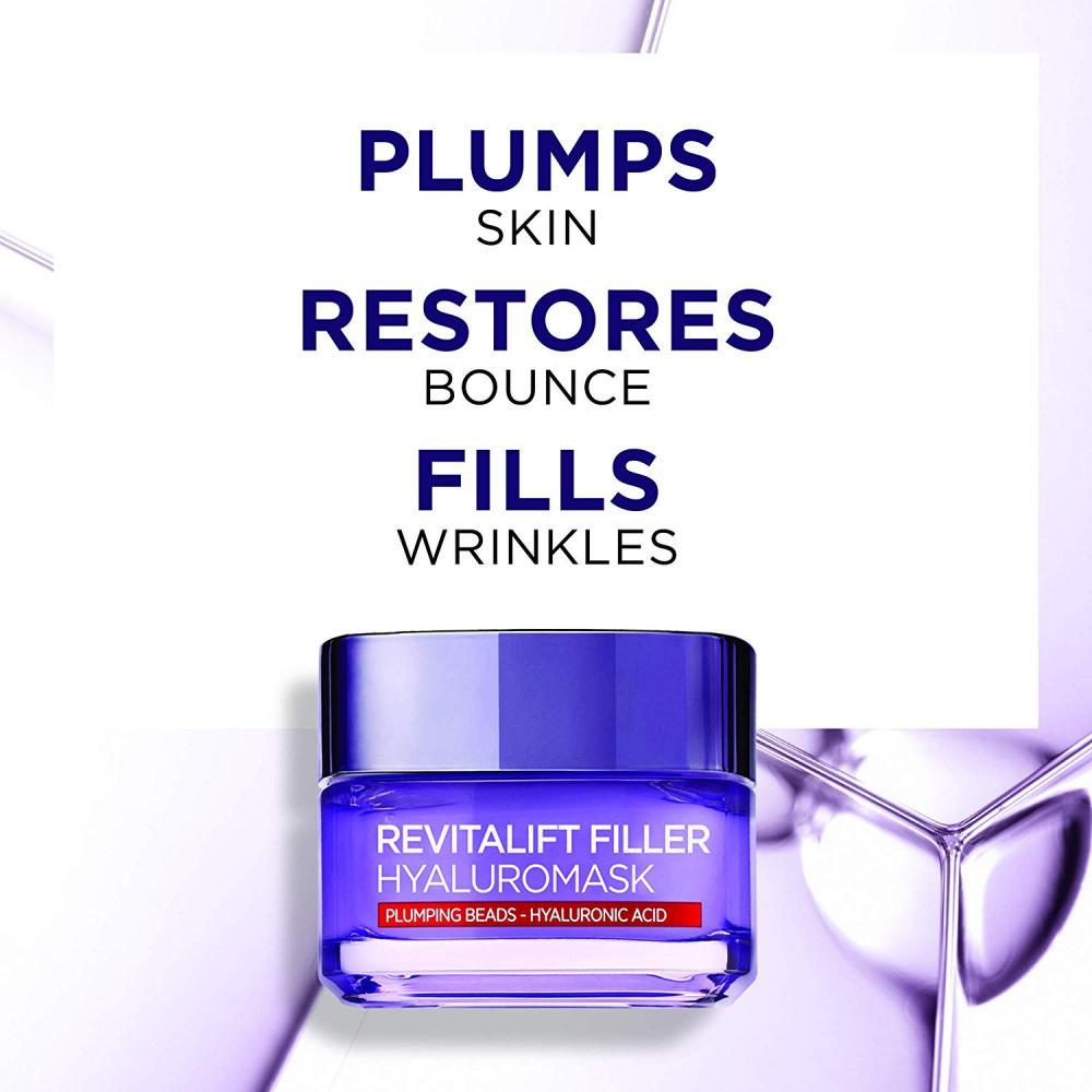 Loreal Paris Revitalift Filler Hyaluronic Acid Hyaluromask 50 ml