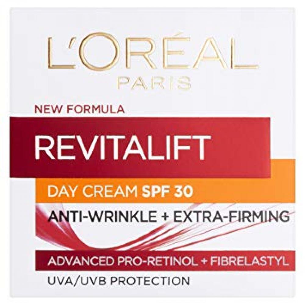 Loreal Paris Revitalift Hydrating SPF 30 Cream 50ml Damaged Box