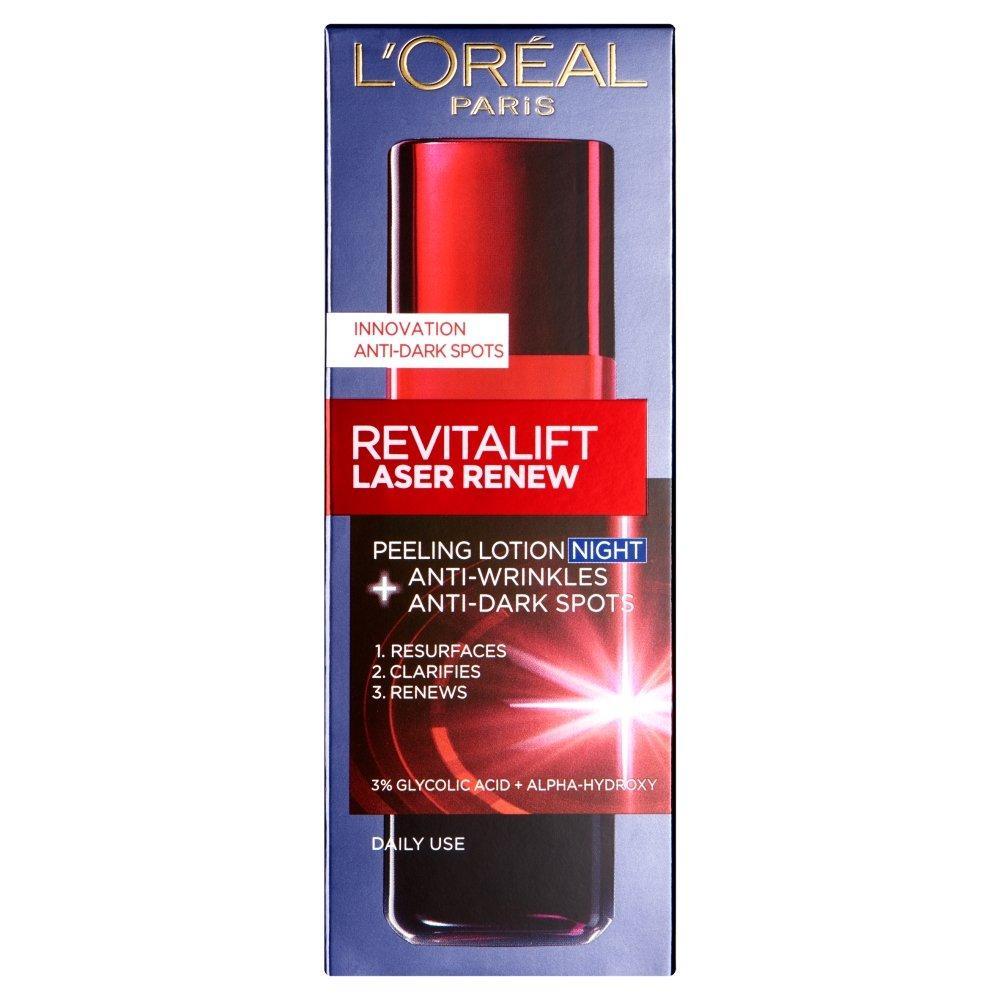 Loreal Paris Revitalift Laser Renew Night Peeling Lotion 125ml