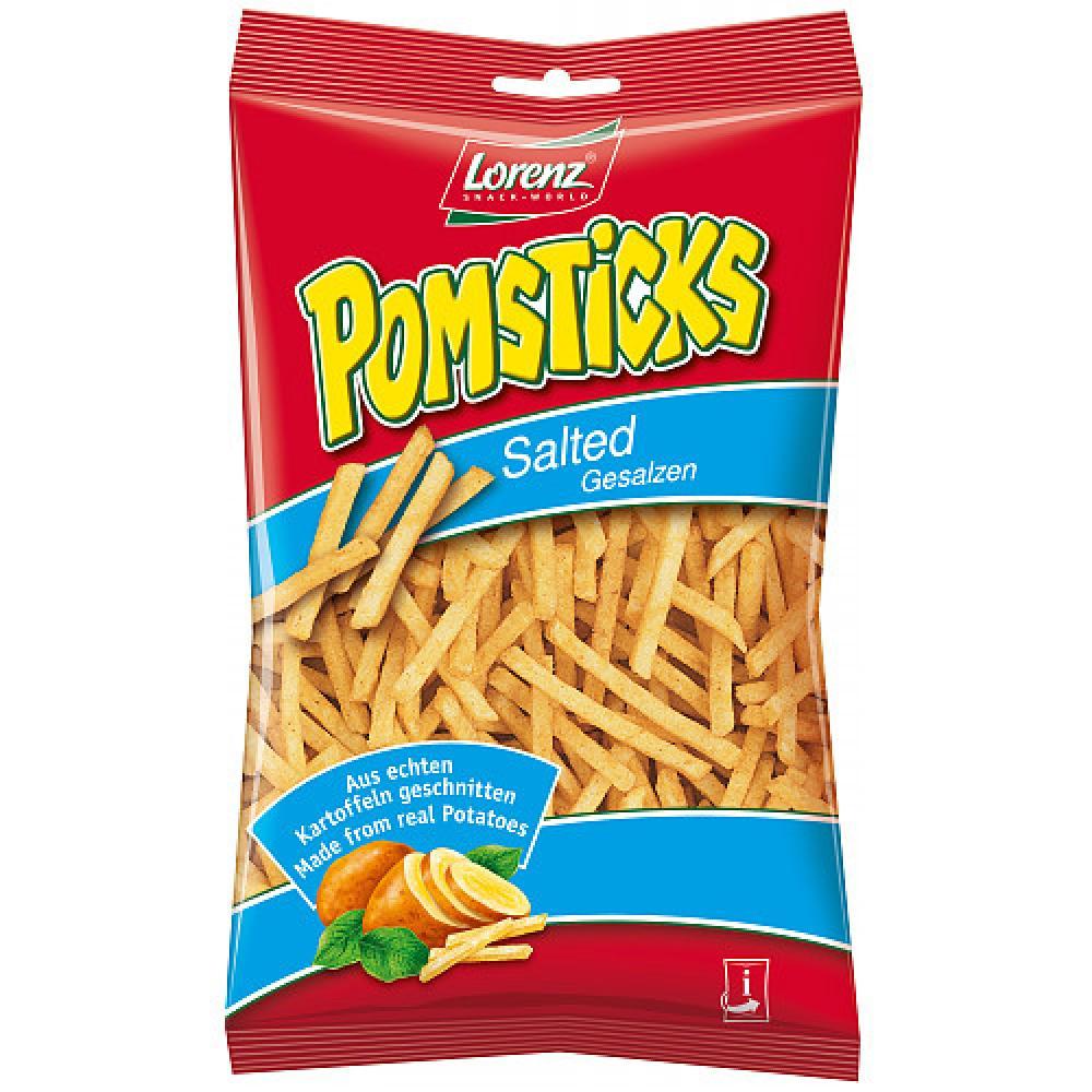 Lorenz Pomsticks Salted 95g