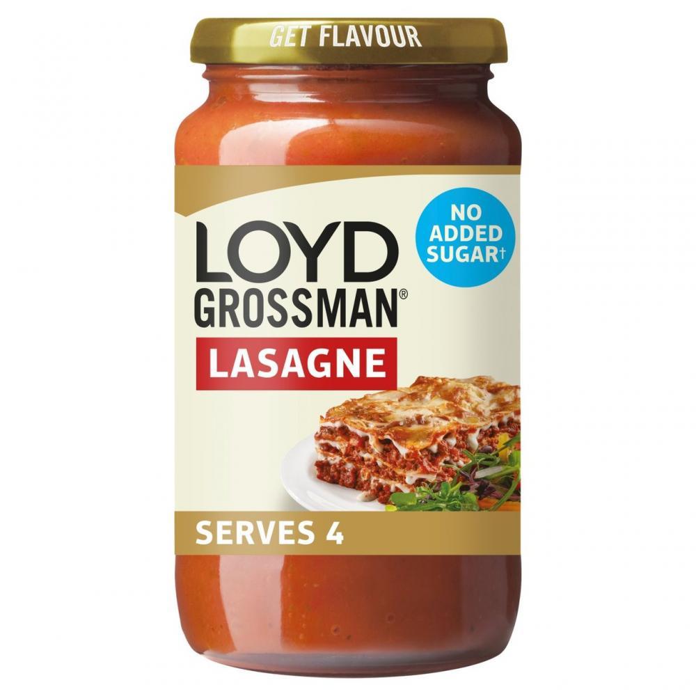 Loyd Grossman Lasagne Sauce 450g