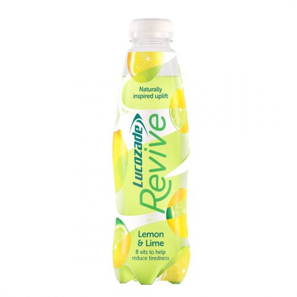 FLASH DEAL  Lucozade Revive Lemon and Lime 380ml