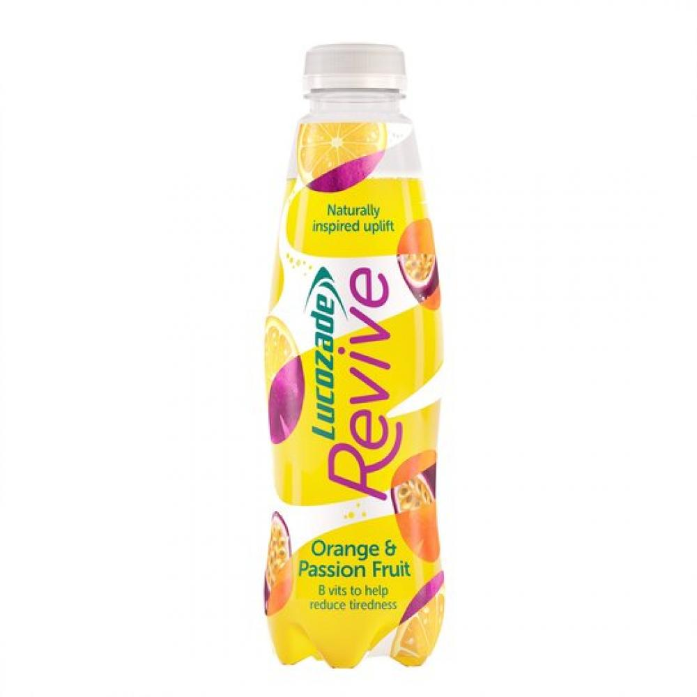 Lucozade Revive Orange and Passion Fruit 380ml