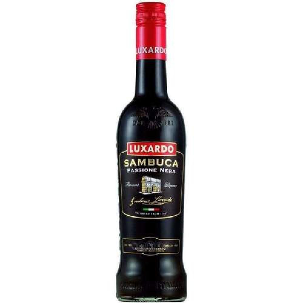 Luxardo Sambuca With Liquorice 700ml