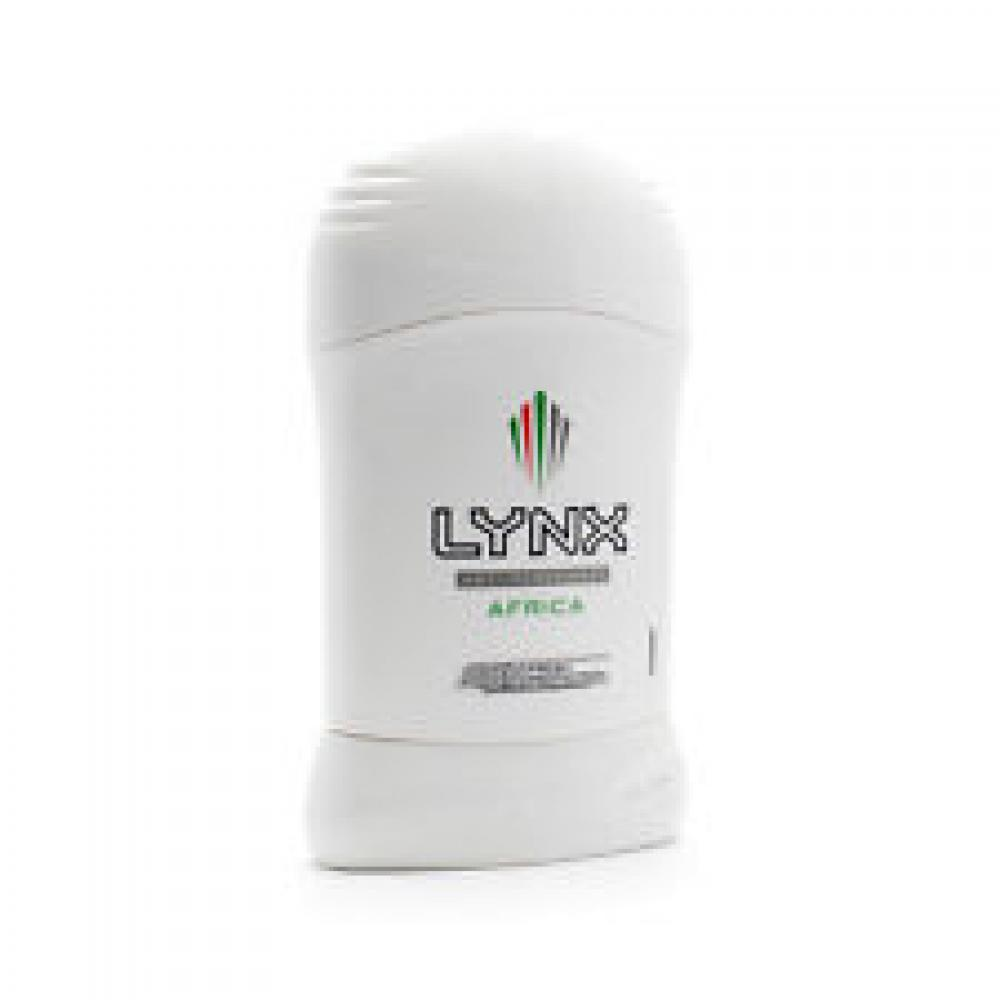 Lynx Africa Anti-Perspirant Deodorant Stick 50ml | Approved Food