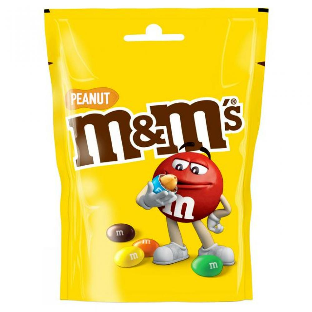M and Ms Peanut 125g