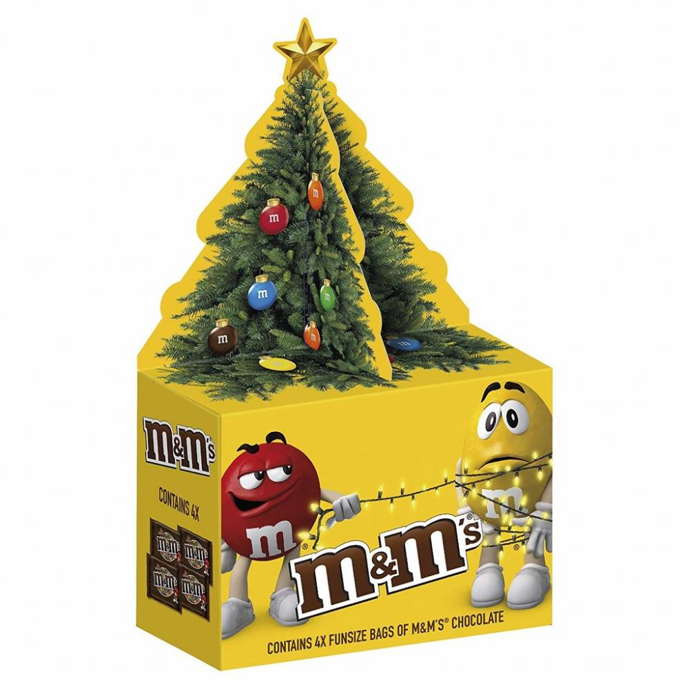 CYBER MONDAY SPECIAL  M and Ms Tree Token Gift 80g