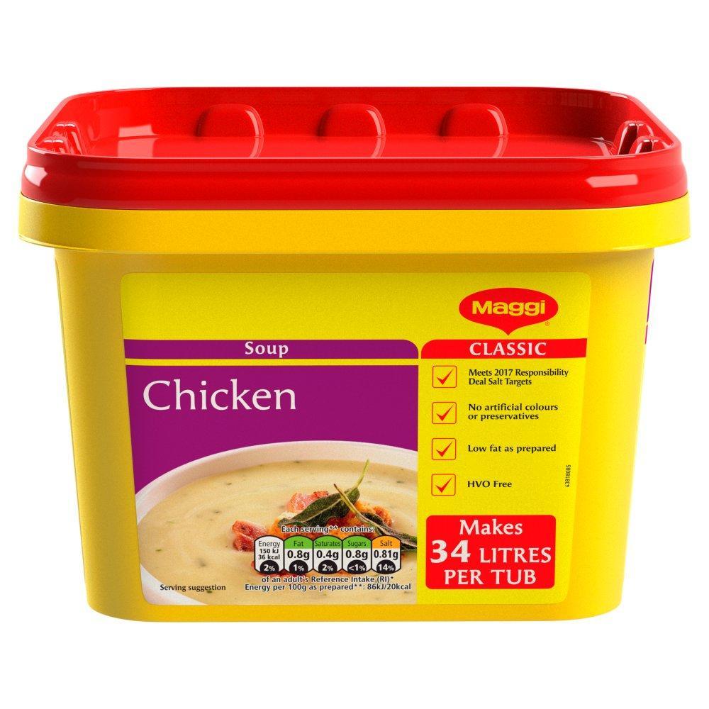 SALE  Maggi Chicken Soup 2kg
