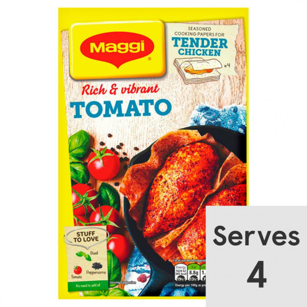 Maggi Rich and Vibrant Tomato 24g