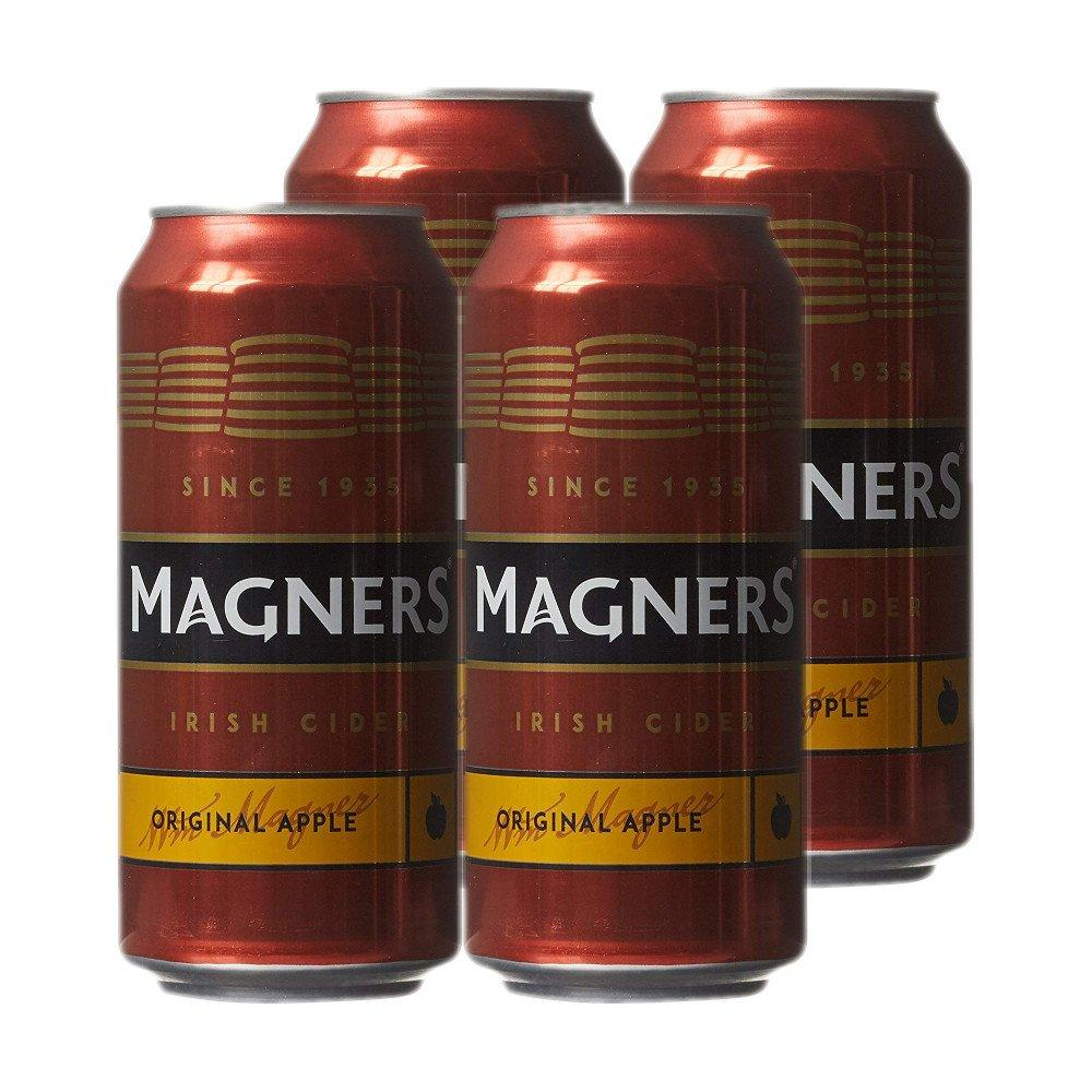 Magners Original Irish Apple Cider 500ml x 4