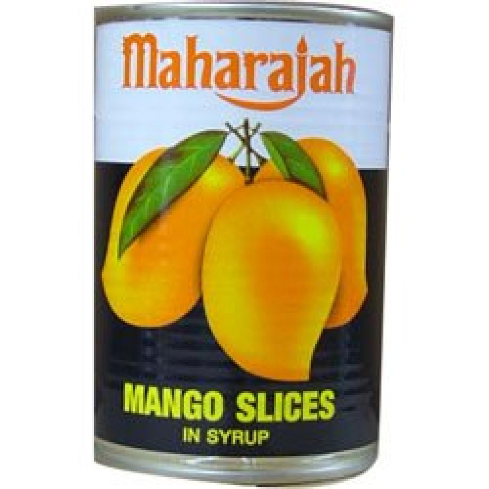 Maharajah Mango Slices In Syrup 425g