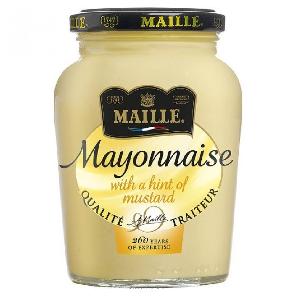 Maille Mayonnaise With a Hint Of Mustard 320g