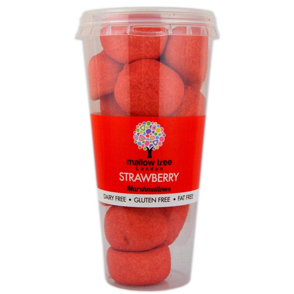 Mallow Tree Strawberry Marshmallows 135g