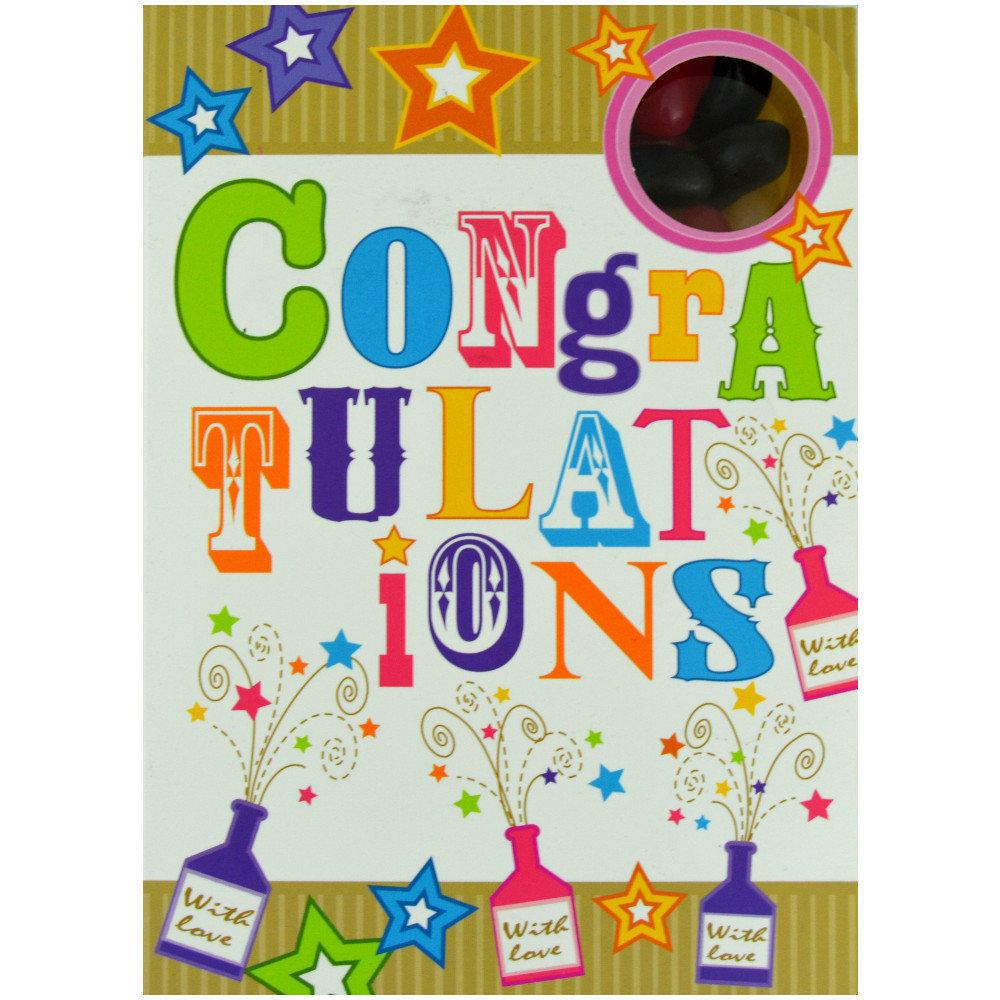 Mallow Tree Sweeting Card 90g Congratulations