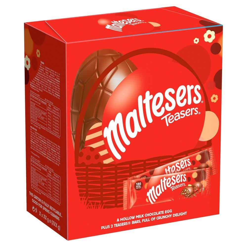 Maltesers Teasers Large Easter Egg 248g
