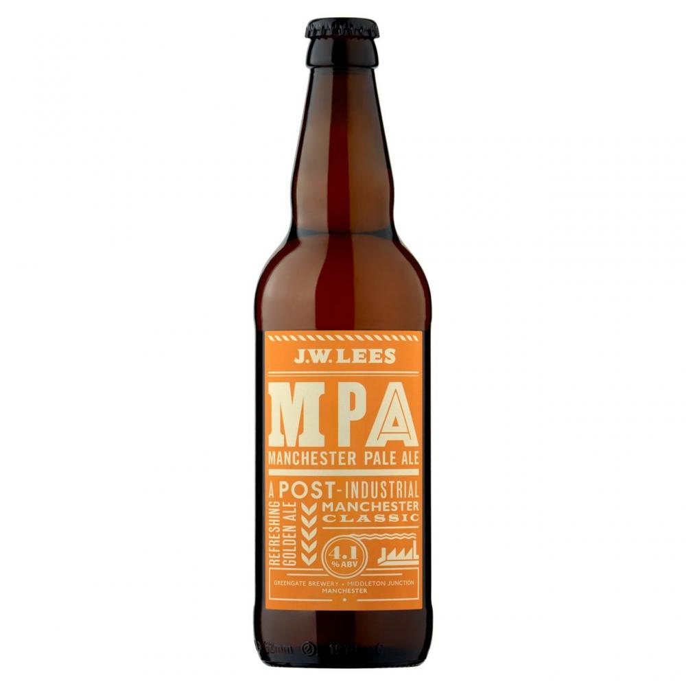 Manchester Pale Ale 500ml