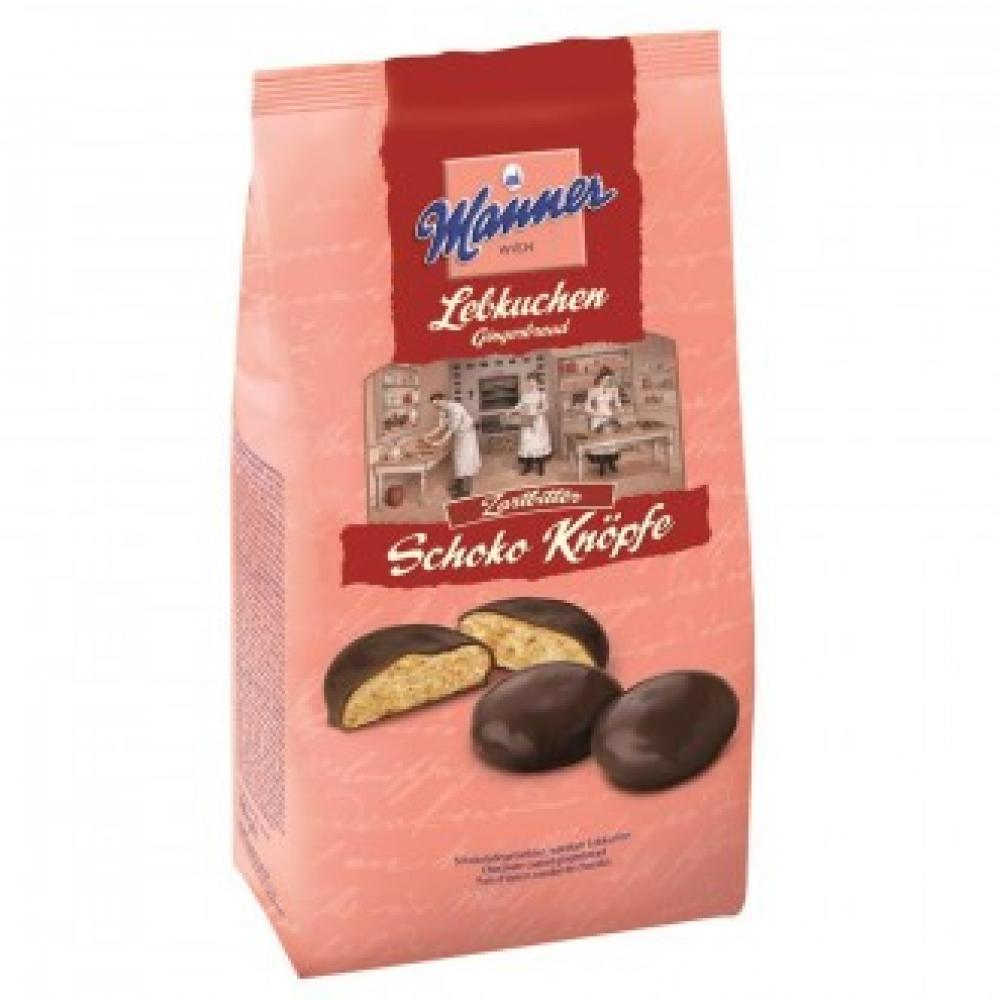 Manner Chocolate Coated Gingerbread 180g
