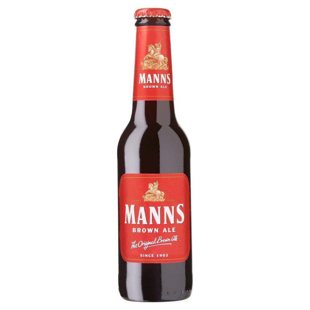 Manns Brown Ale 275ml