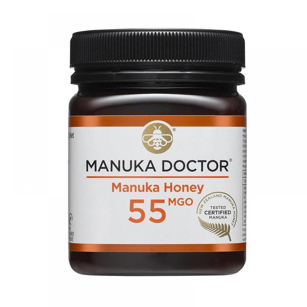 Manuka Doctor 55 MGO Manuka Honey 250g