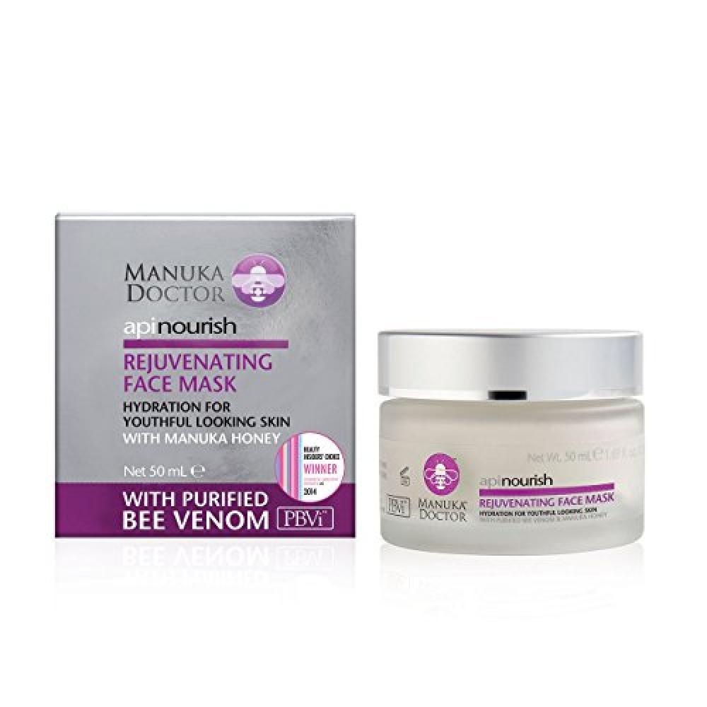 WEEKLY DEAL  Manuka Doctor ApiNourish Rejuvenating Face Mask 50ml