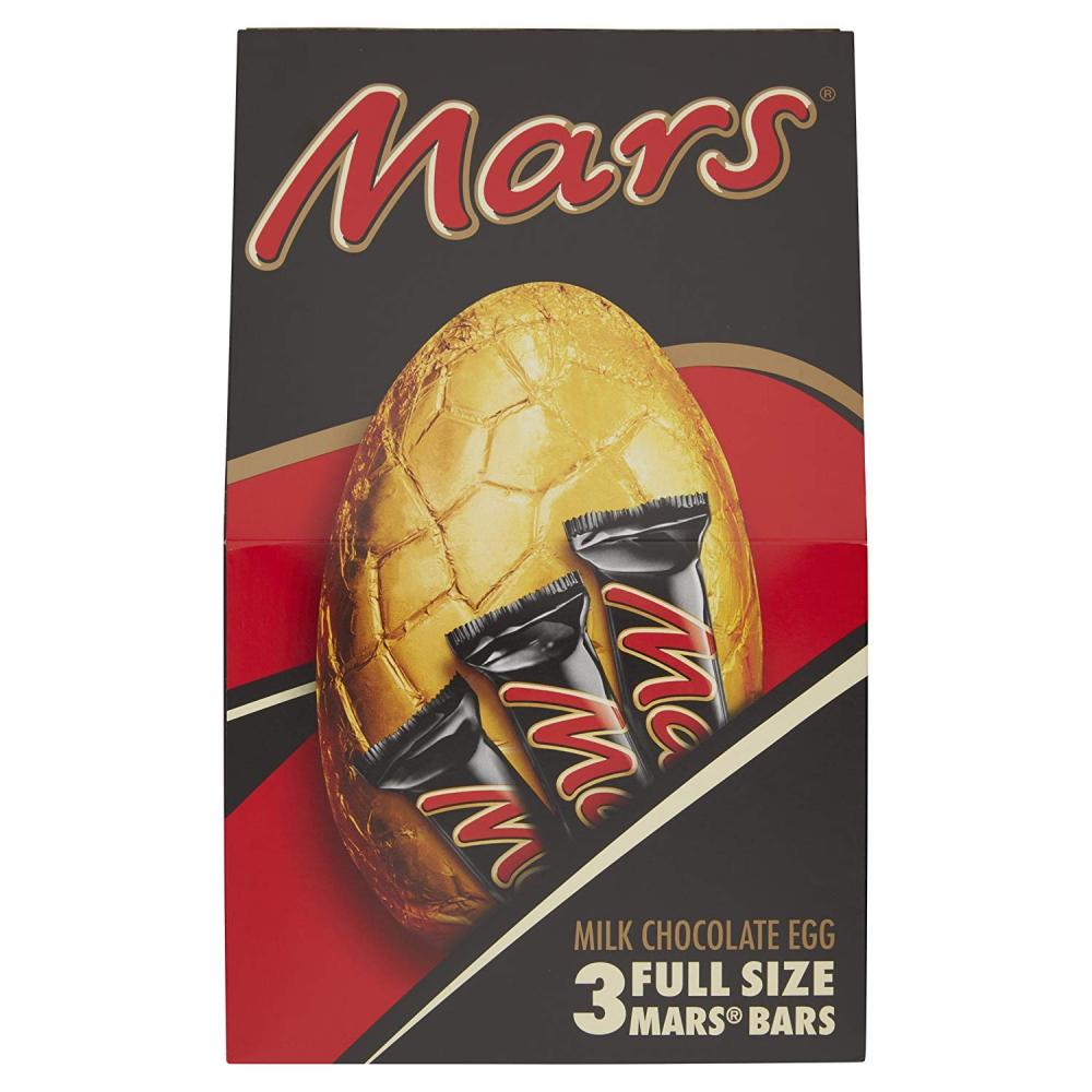 Mars Extra Large Chocolate Easter Egg 331g