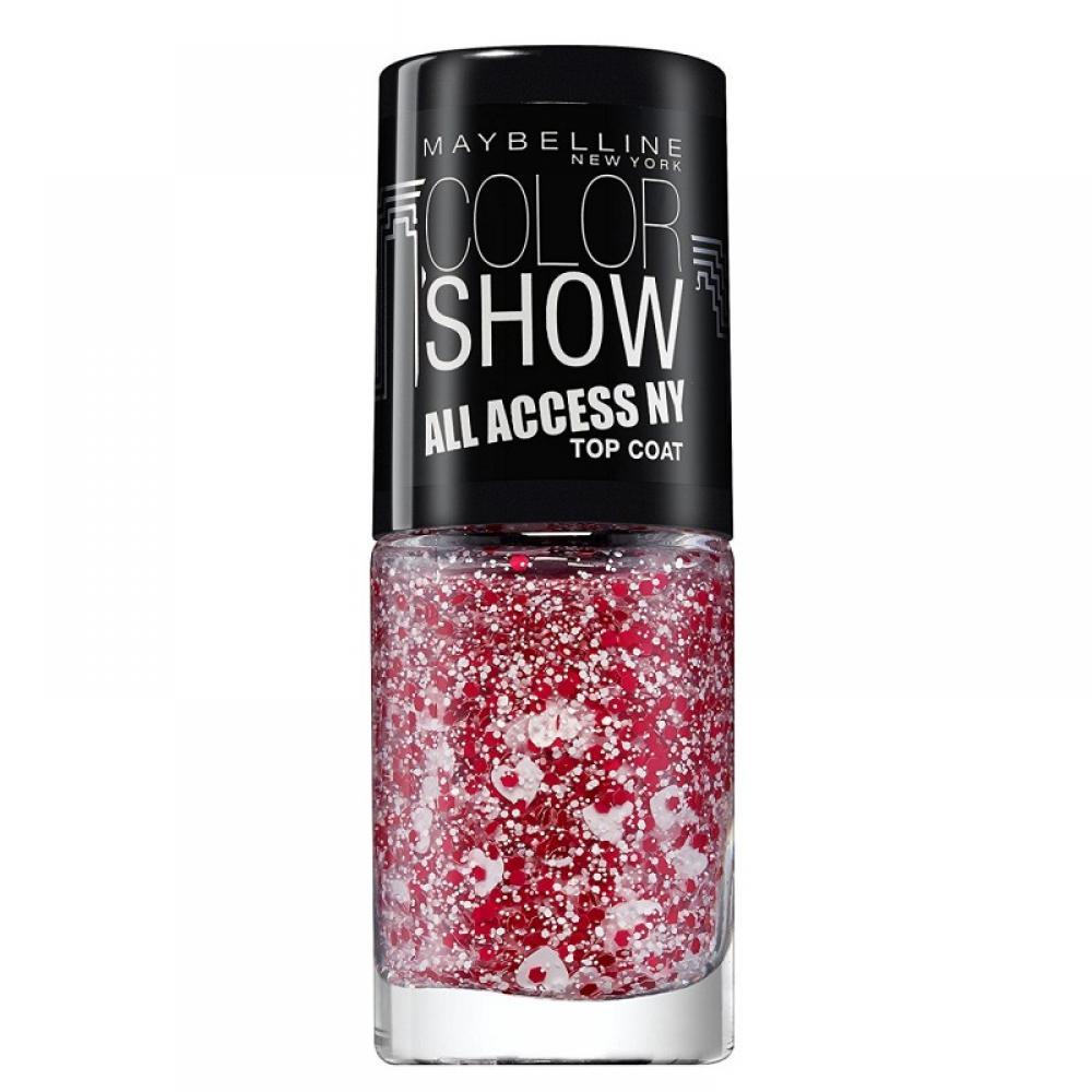 Maybelline Colour Show Nail Polish 7ml NY Lover 424