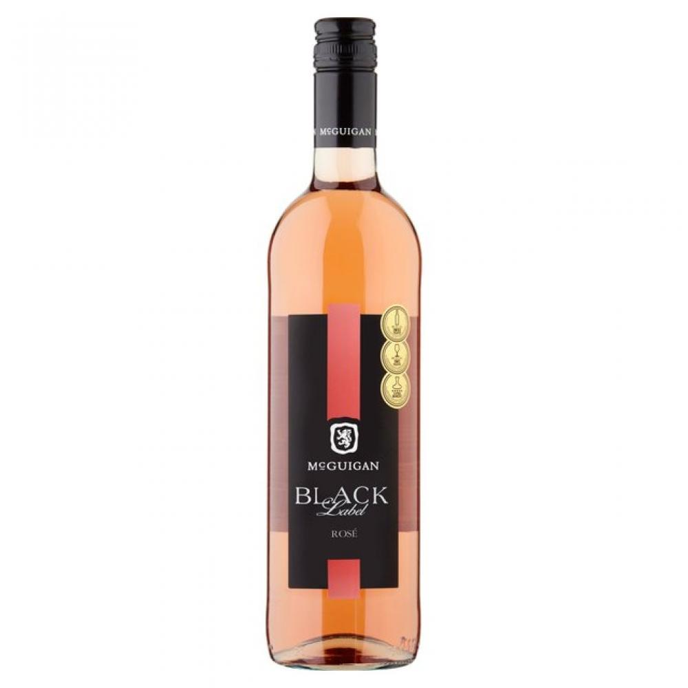 Mcguigan Black Label Rose 75cl