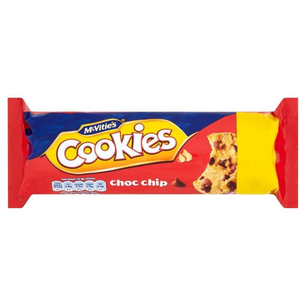 McVities Chocolate Chip Cookies 150g