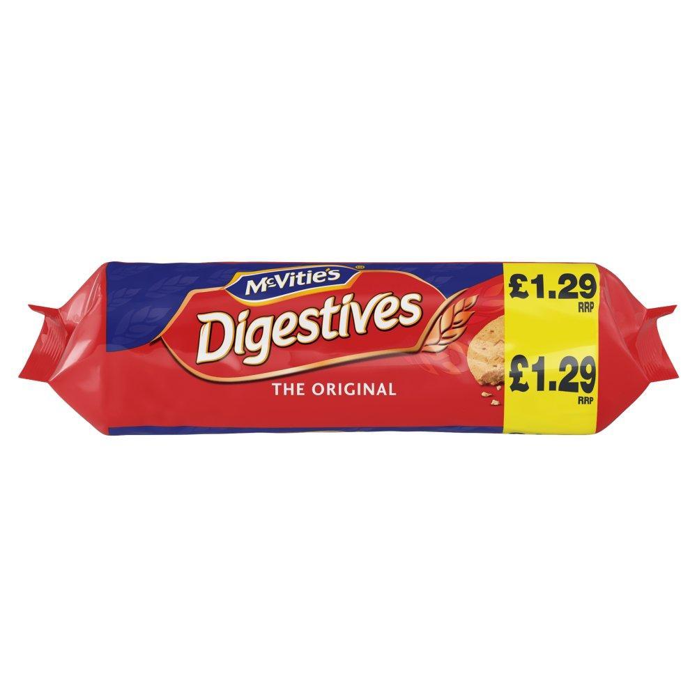 McVities Digestives Original 400g