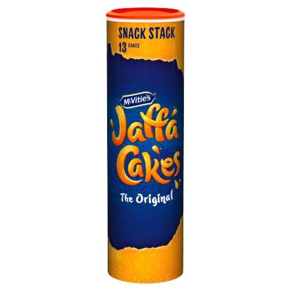 McVities Jaffa Cakes Grab and Go 13 Cakes