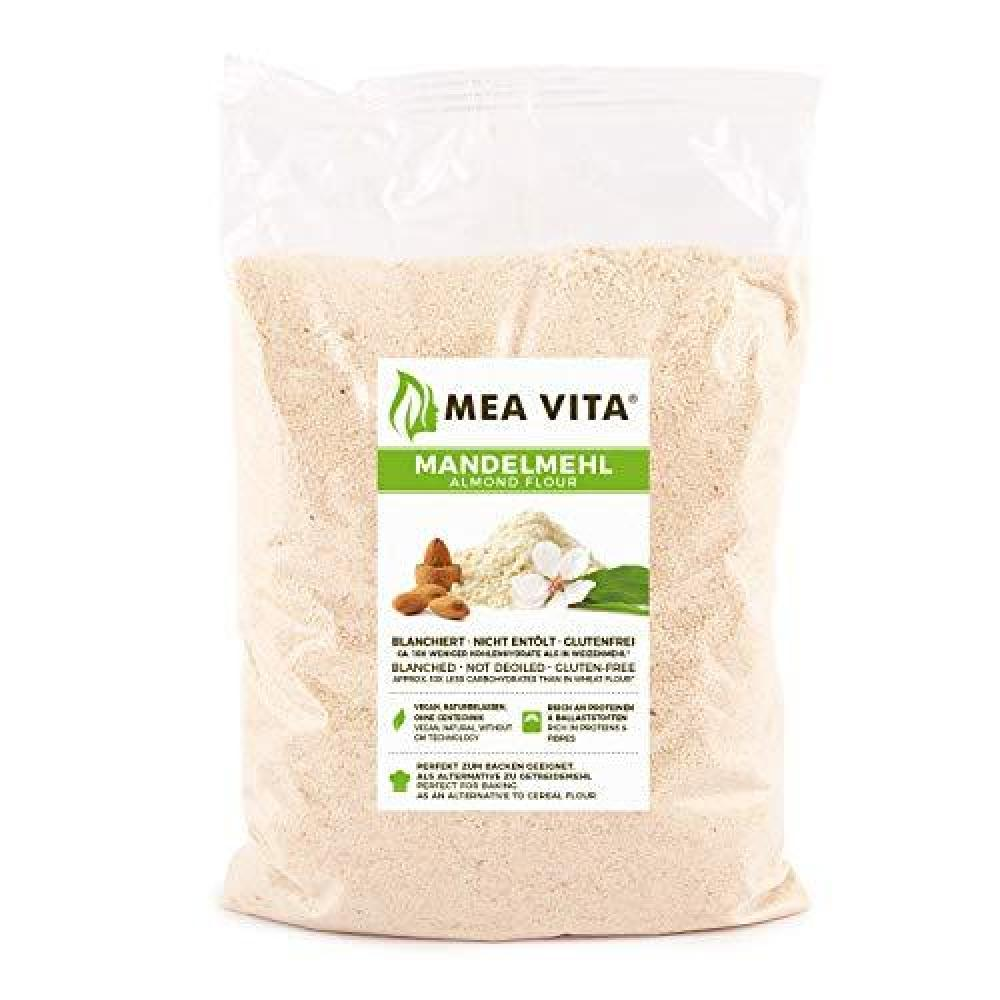 MeaVita Natural and Blanched Almond Flour 1kg