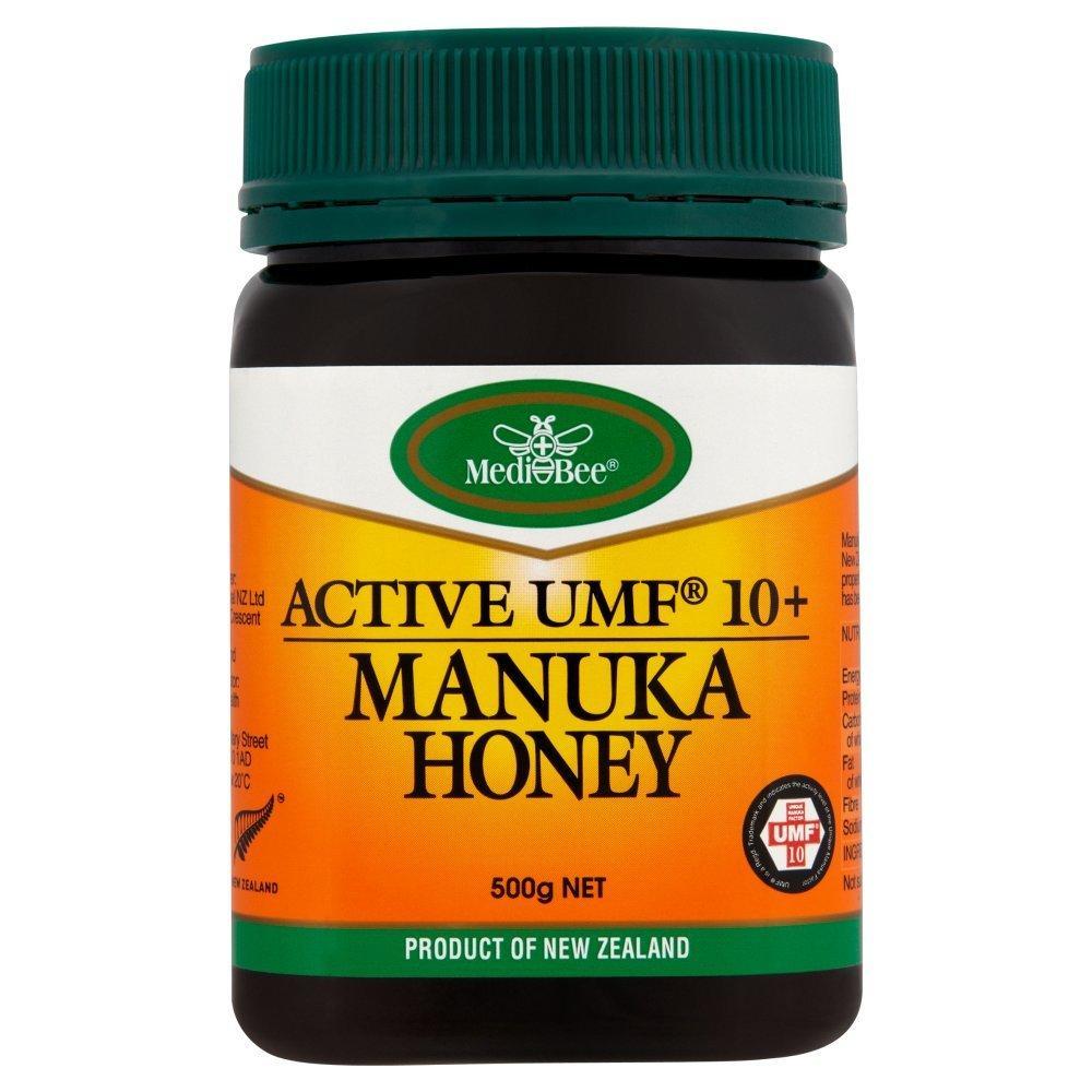 Medi Bee UMF 10 Plus Manuka Honey 500g