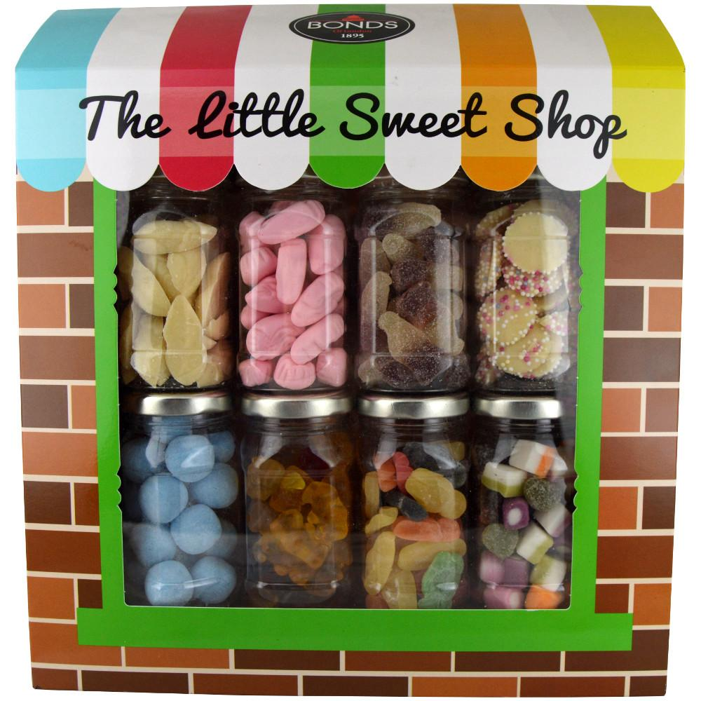 Bonds Of London The Little Sweet Shop 490g