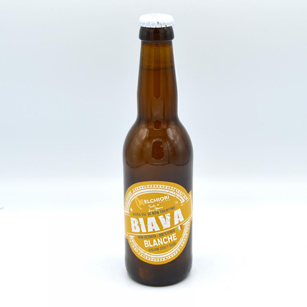 Melchiori Biava Unfiltered Italian Craft Beer 330ml